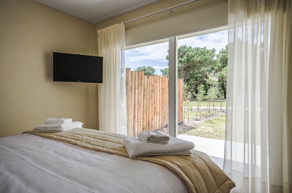 Dormitorio dos ambientes primer piso