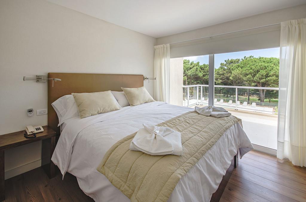 Dormitorio principal tres ambientes