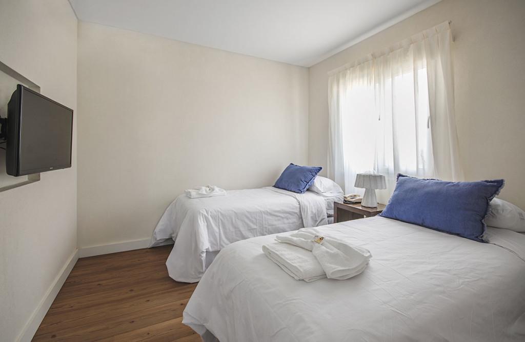 dormitorio secundario tres ambientes