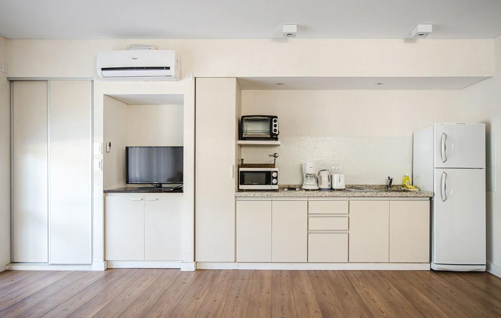 Cocina 2 ambientes PB